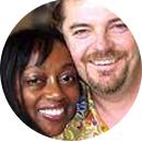 Jim Prosser & Adoley Odunton