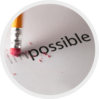 erasing the impossible